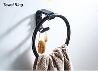 Кольцо для полотенца SANTEP 913LL Черный, фото 1