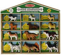12 коллекционных пород собак Melissa & Doug  12 Collectible Dog Breeds, фото 1