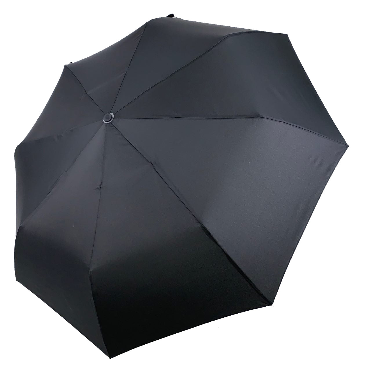 Облегченный механический  мужской зонт SUSINO, черный, 3403В-1