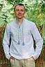 Мужская вышитая рубашка М18-115