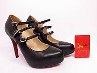 Туфли женские  Christian Louboutin, женская летняя обувь, женская обувь Кристиан Лубутен