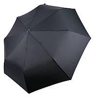 Облегченный механический  мужской зонт SUSINO, черный цвет, 3403В