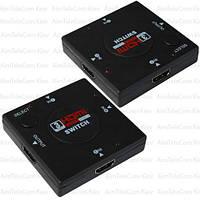 Сплитер HDMI 1x3 (1гн.HDMI - 3гн.HDMI), MT-VIKI GC-301N
