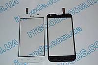 Оригинальный тачскрин / сенсор (сенсорное стекло) для LG Optimus L70 Dual SIM D325 (белый цвет) + СКОТЧ