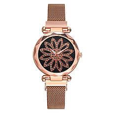 Жіночі наручні годинники на магнітній застібці (різні кольори), фото 2
