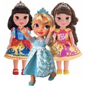 Куклы малышки Принцессы Дисней