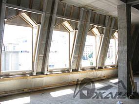 Здание по ул. Московская, 3 в г. Днепропетровске. Омедненная битумная черепица. 2