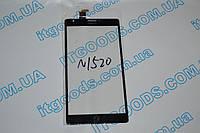 Оригинальный тачскрин / сенсор (сенсорное стекло) для Nokia Lumia 1520 (черный цвет)