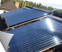 Всесезонные солнечные водонагреватели коллекторы и термосифонные системы
