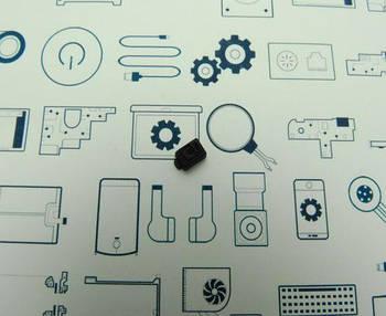 New. Резиновая накладка датчика приближения Lenovo K5 (L38011)