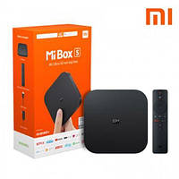 TV-Приставка Xiaomi Mi TV Box S Black