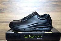 Мужские кроссовки ECC0 Biom Gore-Tex черные. Код товара: ОД - 1304