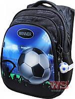 Рюкзак школьный для мальчиков Winner stile 8063