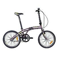 """Велосипед VNV 15' 20"""" Goodway, 25см 2015 серый"""