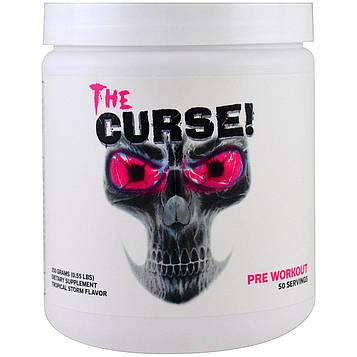 Cobra Labs, The Curse, перед тренировкой, тропический шторм, 0,55 фунта (250 г)