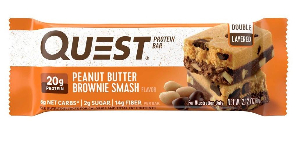 Протеиновый батончик Quest Protein Bar 60 g