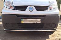 Передняя защита ST008 (нерж.) - Nissan Primastar 2001-2015 гг.