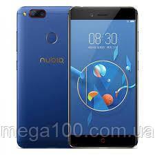 "Смартфон ZTE Nubia Z17 mini синий (""5.2, памяти 4/64, акб 2950 мАч)"