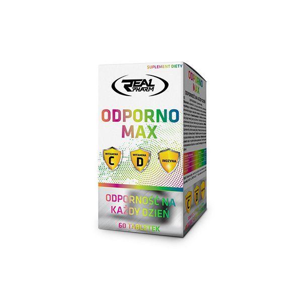Комплекс вітамінів REAL PHARM Odporno MAX  60tabs