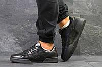 Мужские кроссовки Reebok Classic Black, черные. Код товара : KS 492