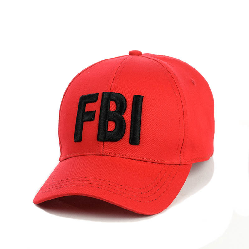 Кепка- Бейсболка FBI