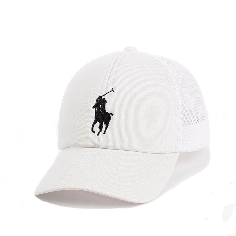 """Кепка- бейсболка  """"Polo"""" с сеткой"""