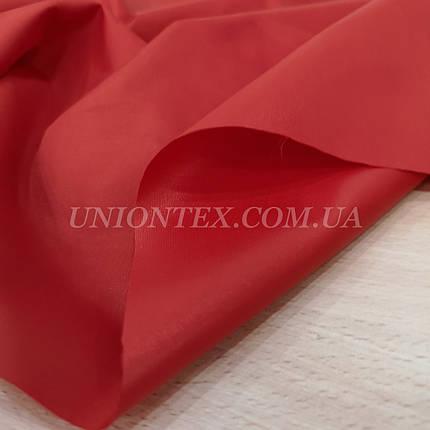 Ткань оксфорд 340D красный (135 г/м.кв), фото 2