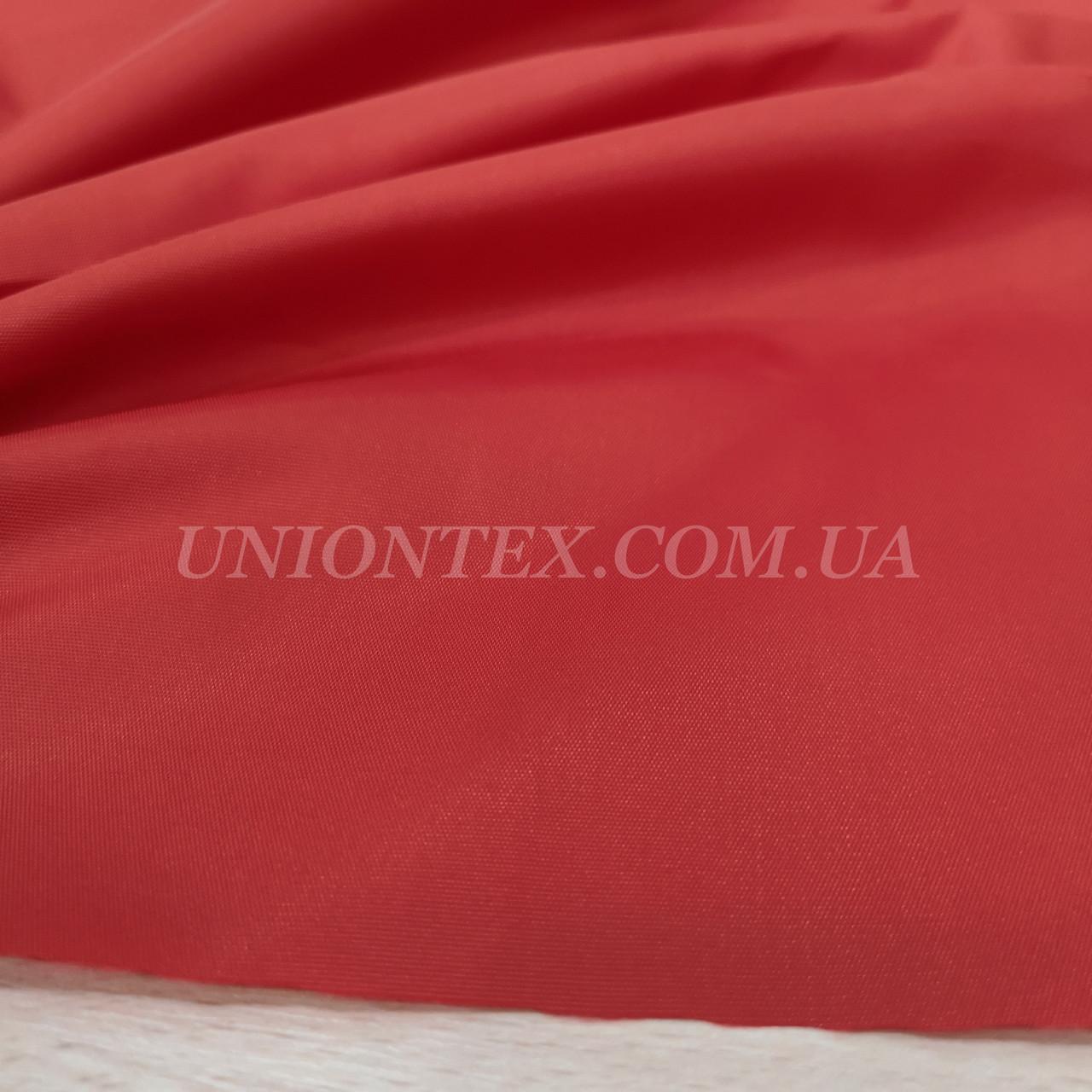 Ткань оксфорд 340D красный (135 г/м.кв)
