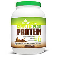 PlantFusion, Complete Plant Protein, Шоколад, 2 фунта (908 г)