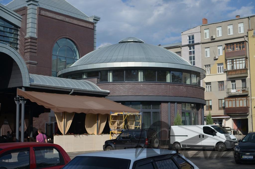 Сумской рынок в г. Харькове по ул. Тринклера 30