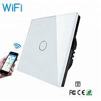 Сенсорный выключатель с Wifi Управлением