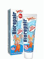 Детская зубная паста BioRepair «Веселый мышонок» 50 мл