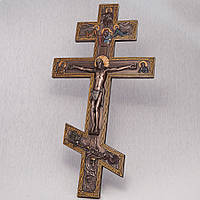 Настенная статуэтка Veronese Распятие (22*42 см) 75930 A4