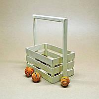 "Подарочная корзинка ""Тилтон 18х30"" без отделки"