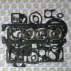 Набор прокладок для ремонта двигателя Д-240 трактор МТЗ (корпусные прокладки кожкартон TEXON) Элит
