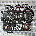 Набор прокладок для ремонта двигателя Д-240 трактор МТЗ Премиум (корпусные прокладки кожкартон TEXON), фото 2