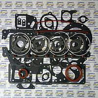 Набор прокладок двигателя Д-240, МТЗ Премиум (корпусные прокладки паронит)