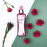 "Натуральный Боди-спрей для тела ""Роза"" 200мл. Clean Rose Турция"