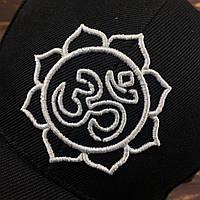 Кепка- бейсболка с вышивкой ОМ, фото 1