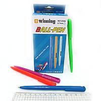 """Ручка авт. кульк. """"Winning"""" WZ-2009B синя"""