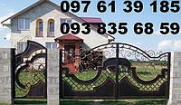 Ворота кованные 21700, фото 1