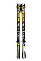 Гірські лижі Head Worldcup Rebels 155 Black-Yellow Б/У
