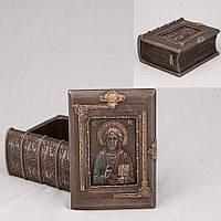 "Шкатулка Veronese ""Библия"" (9*12 см) 75894 A4"