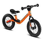 Беговел велобег детский PUKYLR Light (Германия), оранжевый, фото 4