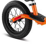 Беговел велобег детский PUKYLR Light (Германия), оранжевый, фото 2
