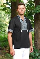 Мужская рубашка-вышиванка М03к-221