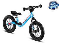 Беговел велобег детский PUKYLR Light (Германия), голубой, фото 1