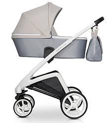 Детская коляска Riko Molla 03 Stone (рама+люлька)