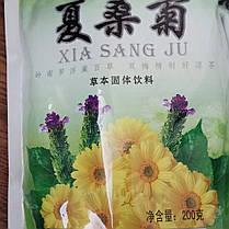 Травяной напиток Гранулы Ся Сан Цзюй Tian Wu (Чай ТяньВу)- очищение печени и  улучшение зрения, 20 пак*10 гм., фото 3