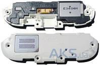 Динамик Samsung i9500 / i9505 Galaxy S4 Полифонический (Buzzer) в рамке с антенной Original White